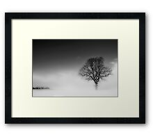 Dreaming of a distant shore Framed Print