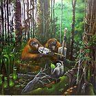 Rainforest World Music festival in the Original version by mkumundan