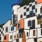 Kunsthaus, Rogner Bad Blumau, Austria by Petr Svarc