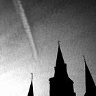 St. Louis Cathedral by UncleBug