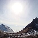 Glen Coe, Etive by themajesticfool