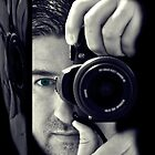 Self-portrait in the box by Cleber Photography Design
