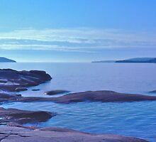 Lake Superior by David Davies