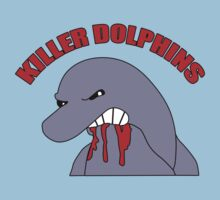 Killer Dolphins by Lars Nielsen