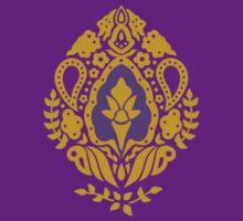 India Paisley Design by shantitees