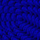 Blue Sails by Hugh Fathers