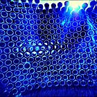 Tubes in blue by andreisky