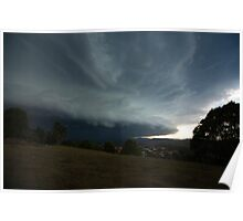 The Coming Storm, Terranora NSW Poster