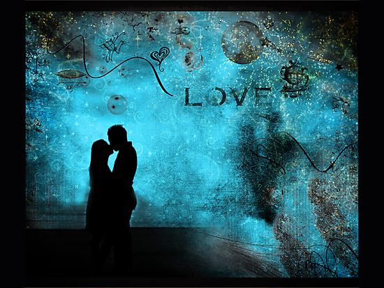 lovers by vampvamp
