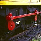 Wheels on rails by steppeland