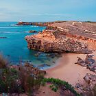 The Blow Hole, Robe SA by Fiona Boundy