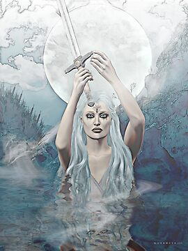 Lady of the Lake  by Shanina Conway