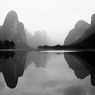 Li River Journey by Matej Kastelic