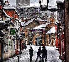 A Winter Scene by KChisnall
