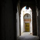 Tunisian Door III by Jamie Alexander