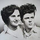 Jean & Jimmy by Peter Lawton