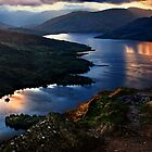 Loch Katrine by Chris McIlreavy