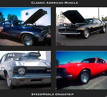American Muscle Poster by Doug Greenwald