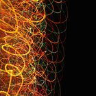 Suburb Christmas Light Series - Xmas Loop by David J. Hudson