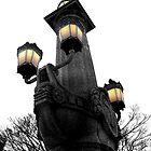 Lamp Post by Bobbie J. Bonebrake