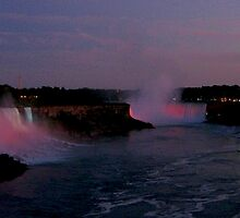 Niagara 4th of July by Bobbie J. Bonebrake