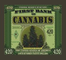 BANK OF CANNABIS by GUS3141592