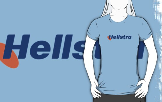 Hellstra... I hate Telstra by Brother Adam