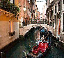 Venician Canal by Martin Canning