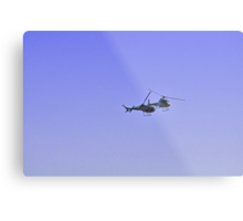 Helicopter Ballet (best viewed large) Metal Print
