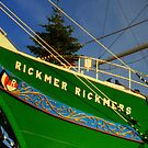 The Rickmer Rickmers by Rob Hawkins