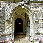 St George's Church Porch, Arreton by Rod Johnson