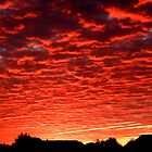 Blazing Autumn Sky by John Carpenter