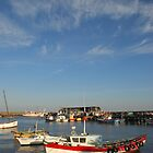 Bridlington harbour No 3  by StephenRB