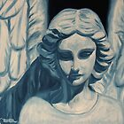 Serenity - Angel Statue by Khairzul MG