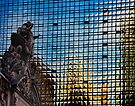 Grand Central Reflection by pmreed