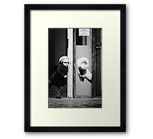OnePhotoPerDay Series: 336 by L. Framed Print