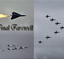 F111 Final Farewell by Kym Howard