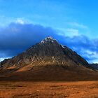 Buachaille Etive Mor by beavo