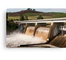 Scrivener Dam 1 Canvas Print
