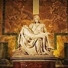 Michelangelo's Pietà - Vatican City by AcePhotography
