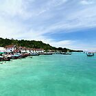 A dream island. by debjyotinayak
