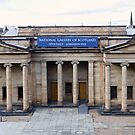 National Gallery of Scotland (Edinburgh, Scotland) by Yannik Hay