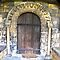 Wooden Church Door by Trevor Kersley