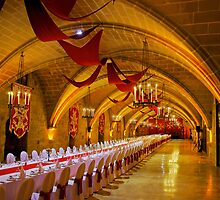 Dining with the Knights! Sacra Infermeria Valletta Malta by Edwin  Catania