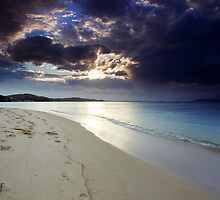 Nelson Bay Sunset by Centralian Images