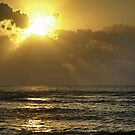 Sunrise over the Caribbean by Barry Doherty