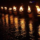 Waterfire by Barry Doherty
