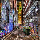Hosier Lane by Alex Stojan