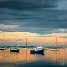 Heavy Clouds - Geelong by Hans Kawitzki
