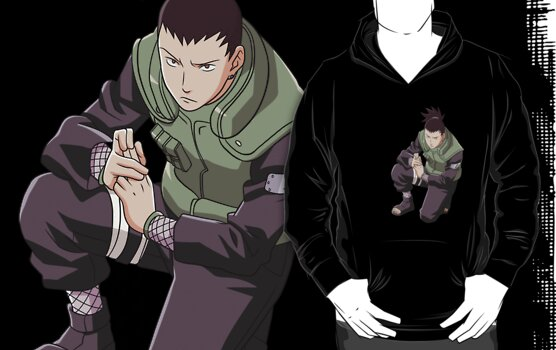 Shikamaru by Carl Black